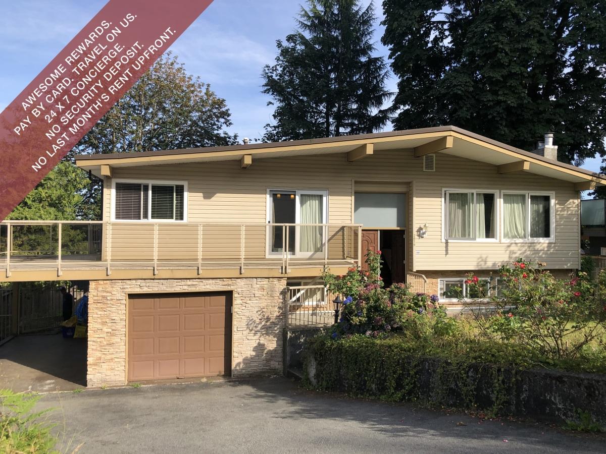 Port Coquitlam Duplex pour le loyer, cliquer pour plus de détails...
