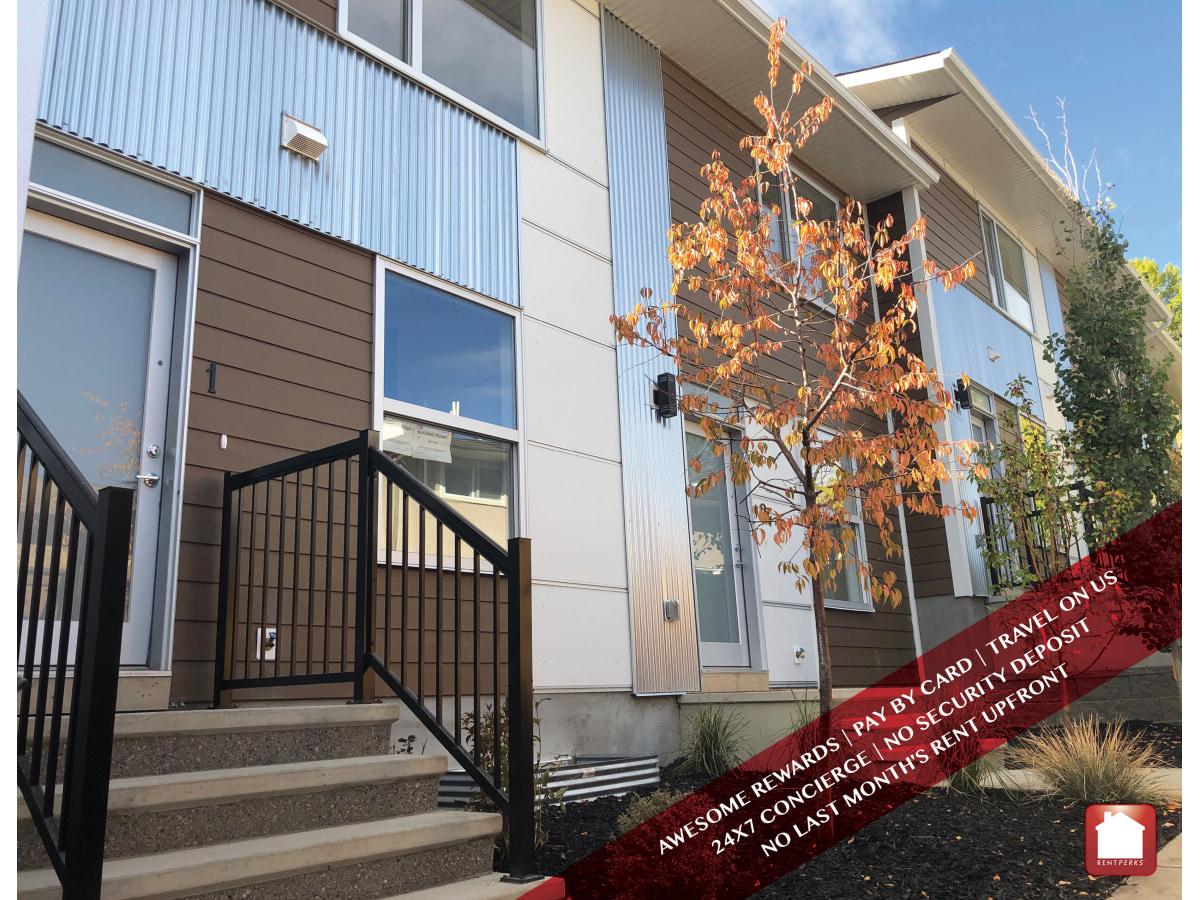 Calgary Alberta Maison urbaine à louer
