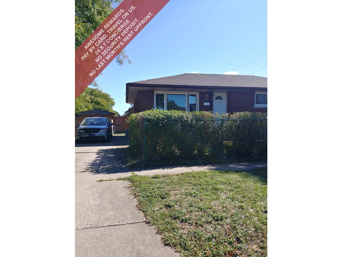 St. Catharines Basement Suite for rent, click for more details...