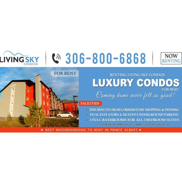 Prince Albert Saskatchewan Condominium For Rent