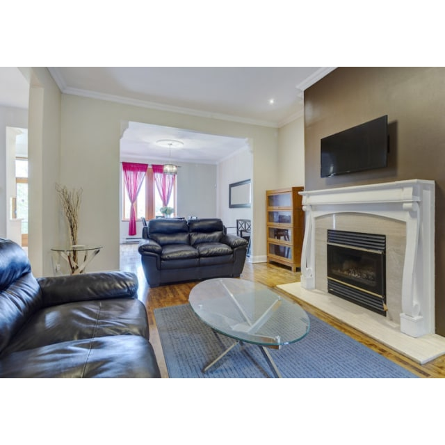 Montreal Quebec Townhouse For Rent