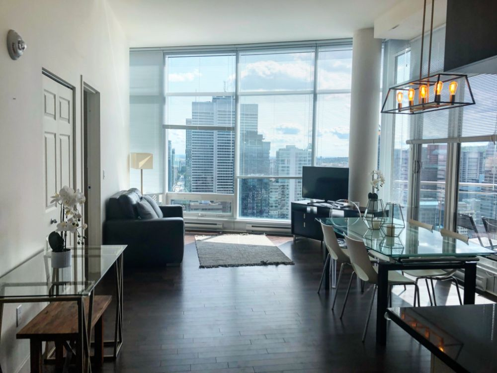 Montreal Quebec Condominium For Rent