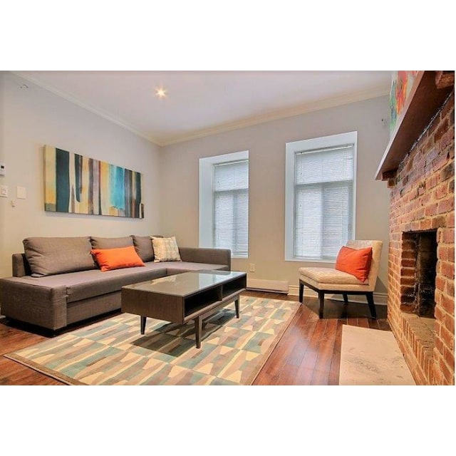 Montreal Townhouse for rent, click for more details...