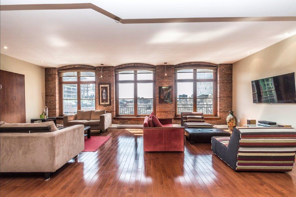 Montreal Quebec Condominium For Rent