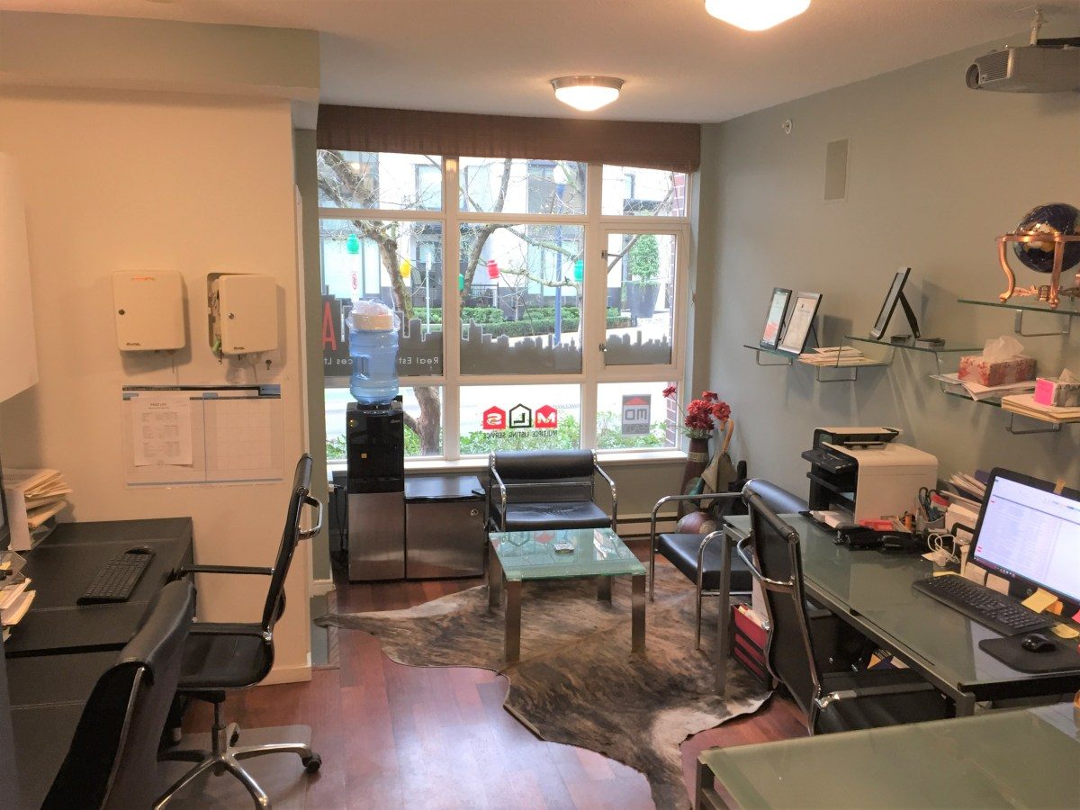 Vancouver Office Space for rent, click for more details...