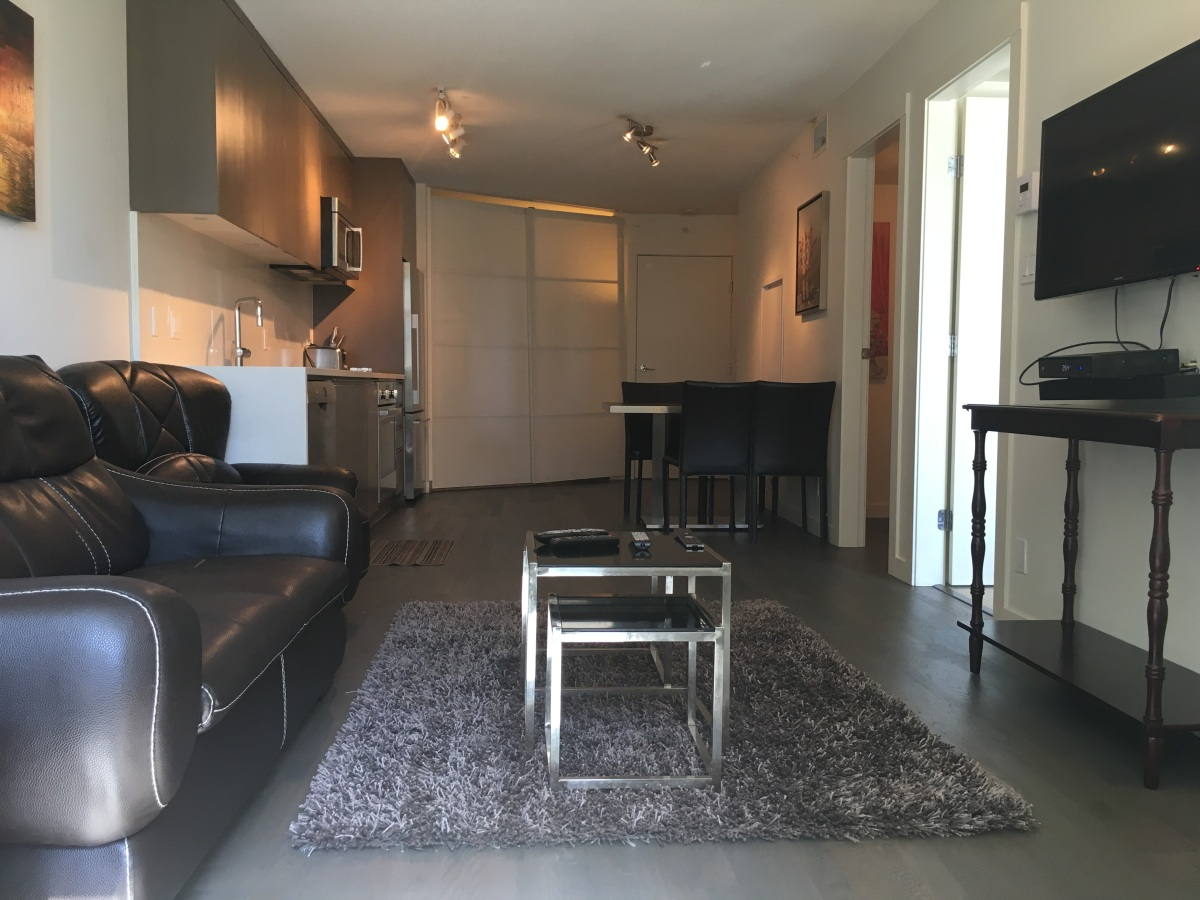 Vancouver Short Term Rental for rent, click for more details...
