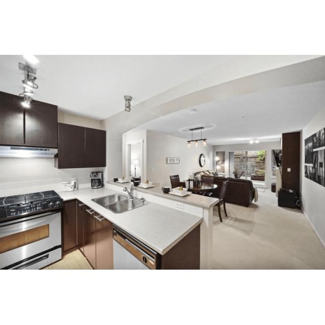 Burnaby British Columbia Condominium For Rent