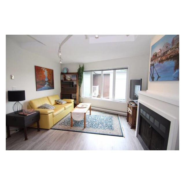 Vancouver British Columbia Townhouse For Rent