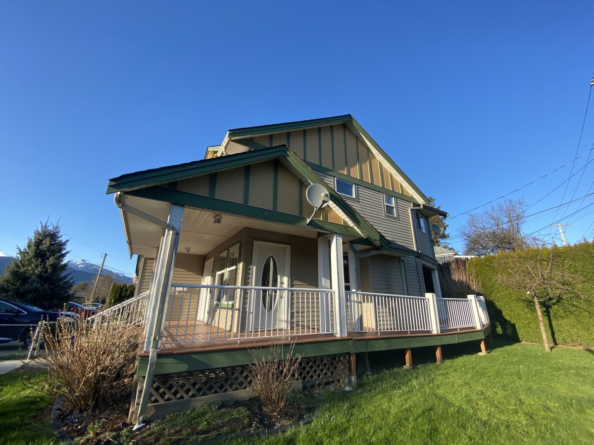 Chilliwack Basement Suite for rent, click for more details...