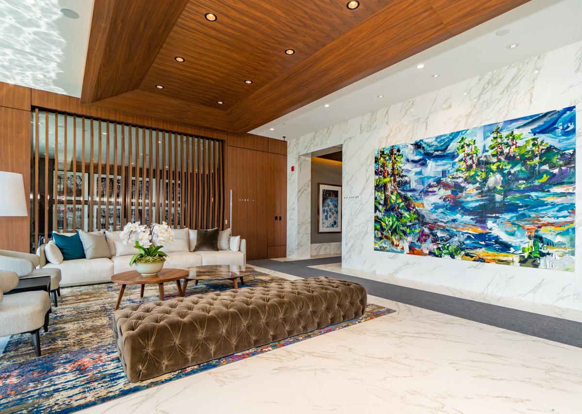 West Vancouver Condominium pour le loyer, cliquer pour plus de détails...