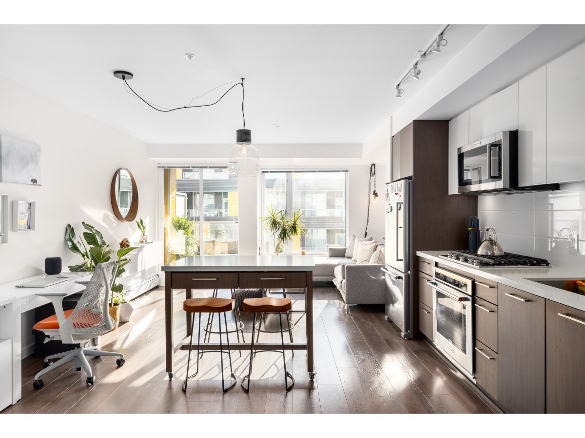 Vancouver Colombie-Britannique Condominium à louer
