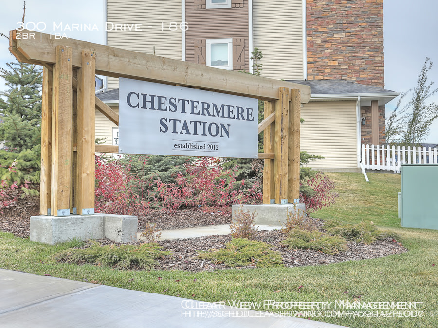 Chestermere Suite for rent, click for more details...