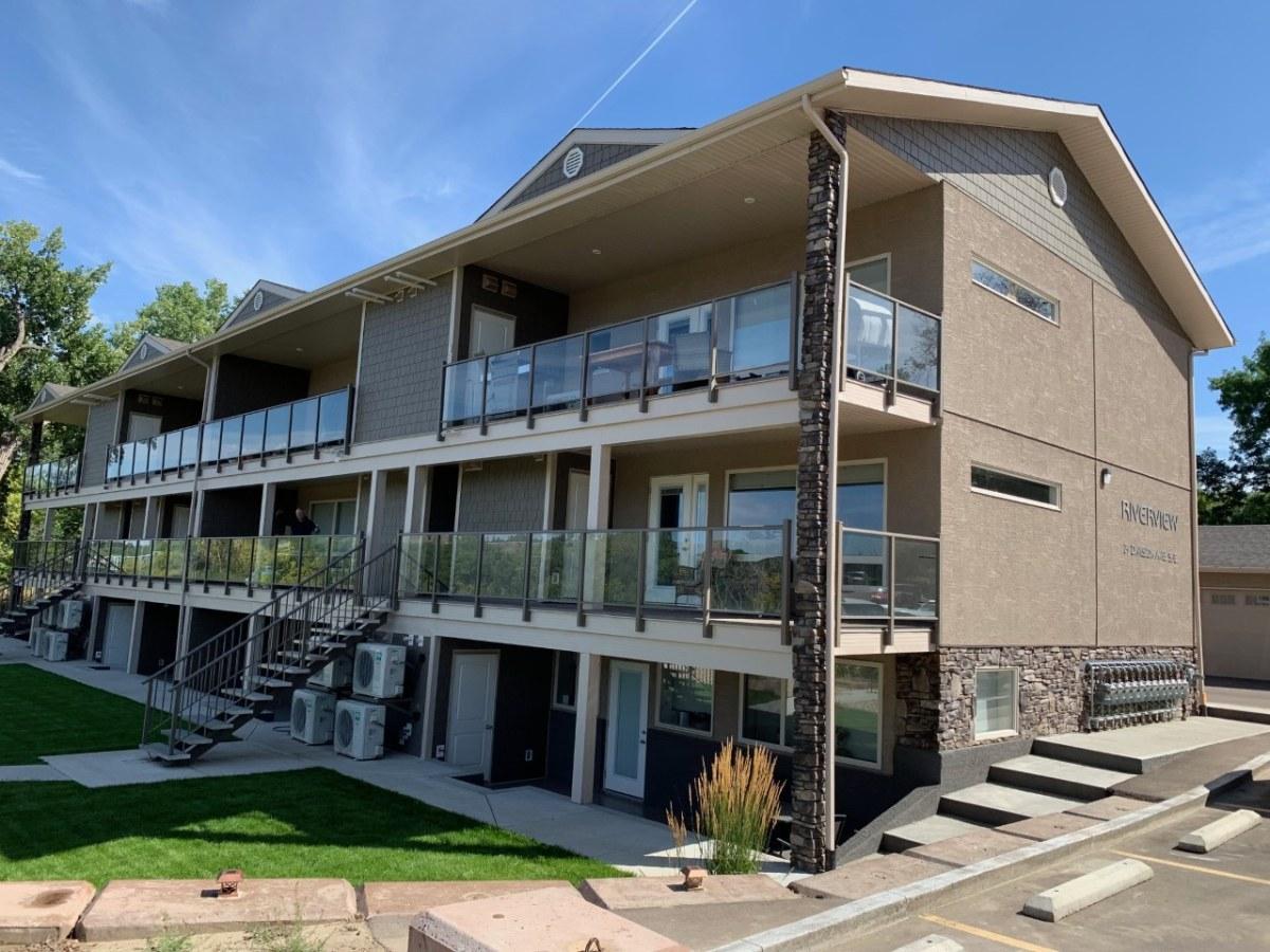 Medicine Hat Condominium pour le loyer, cliquer pour plus de détails...
