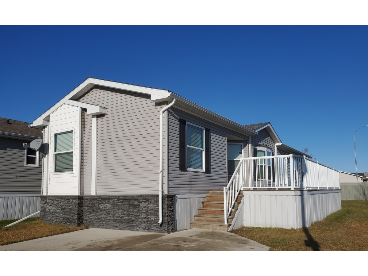 Cold Lake Mobile Home/Lot for rent, click for more details...