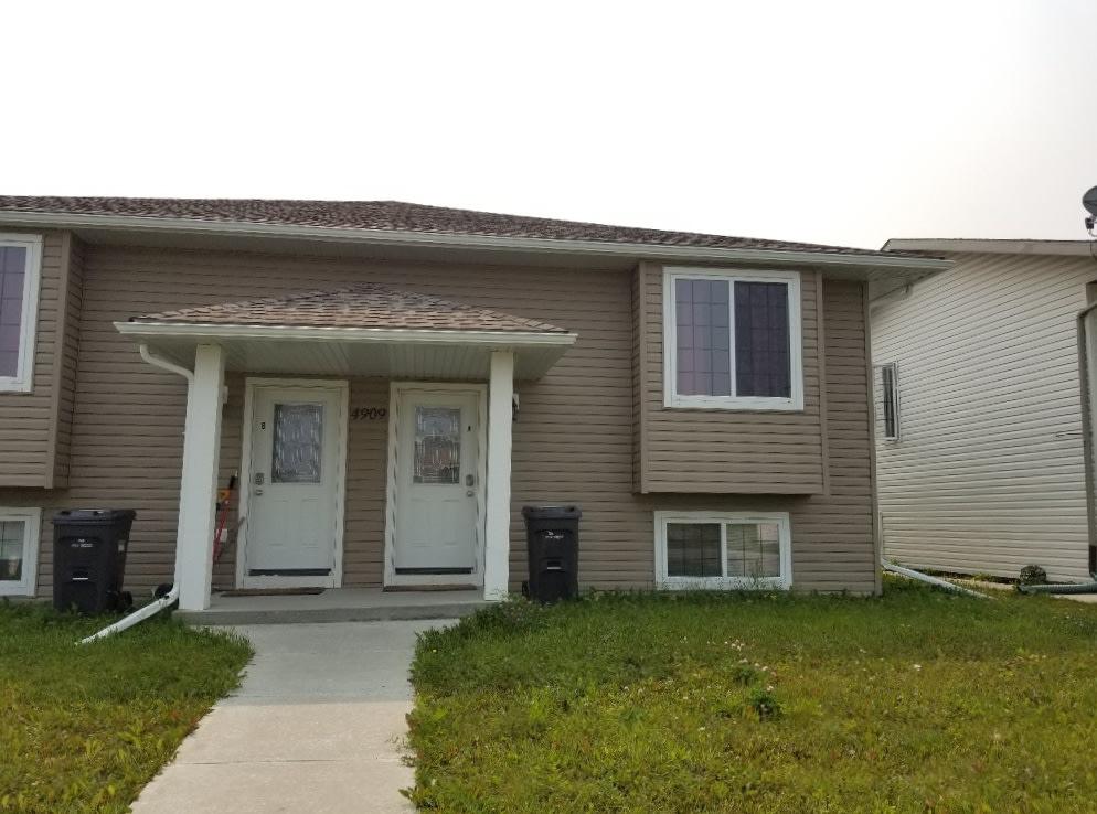 Cold Lake Duplex pour le loyer, cliquer pour plus de détails...
