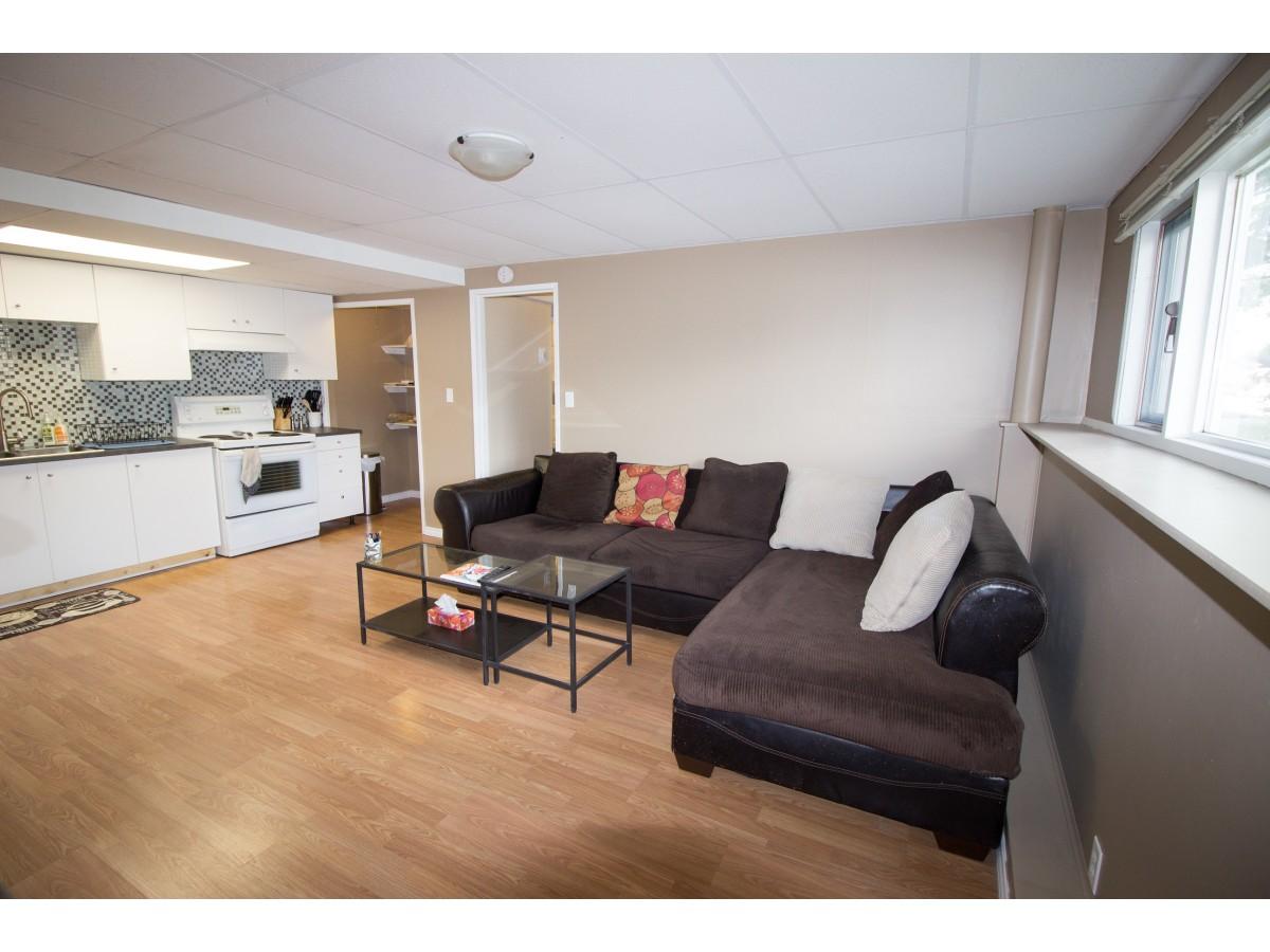 Hinton Appartement en sous-sol pour le loyer, cliquer pour plus de détails...
