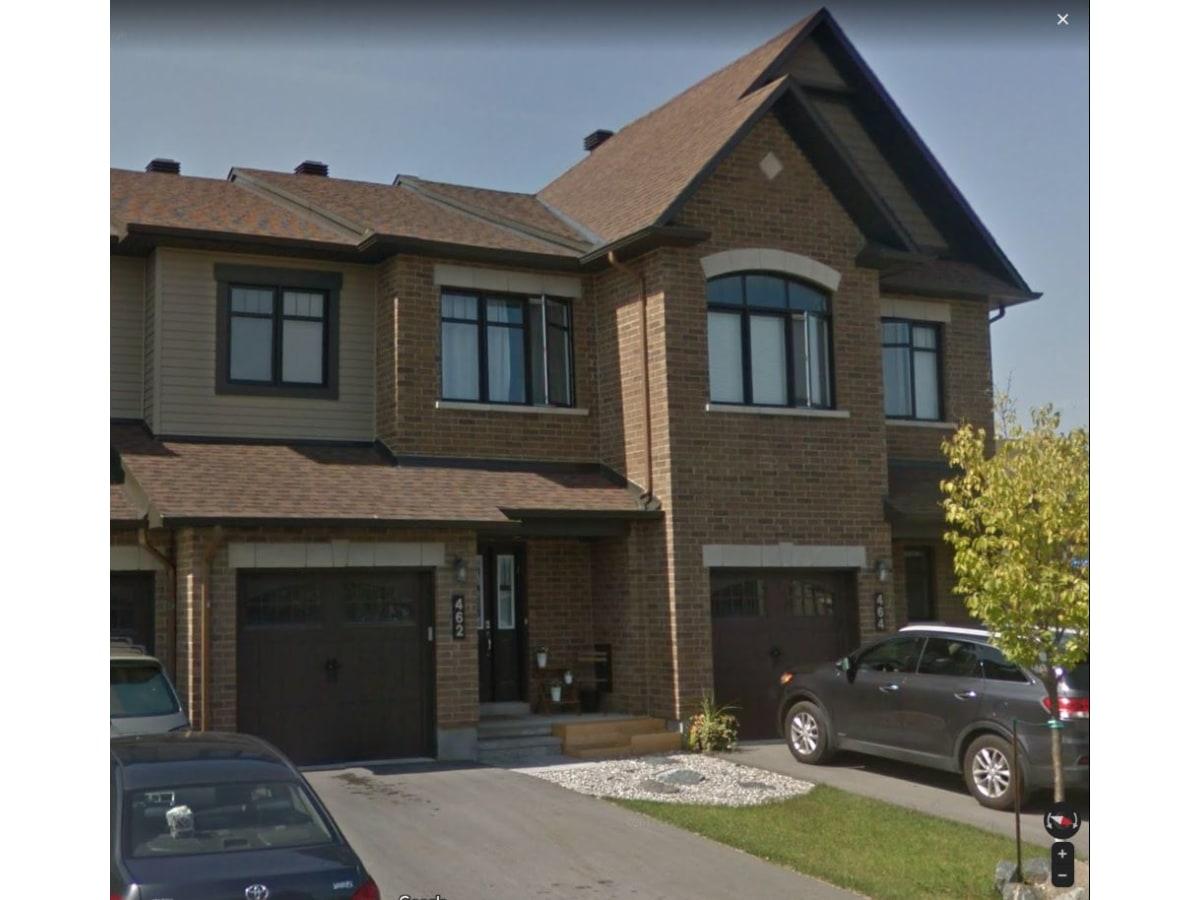 Kanata Maison urbaine pour le loyer, cliquer pour plus de détails...