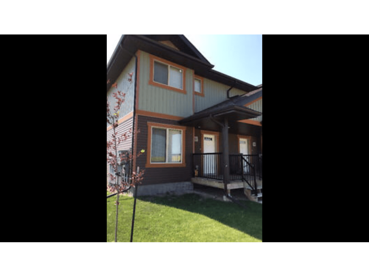 Weyburn Townhouse for rent, click for more details...