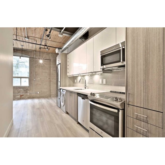 Toronto Ontario Loft For Rent