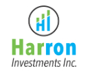 Harron Investments Inc.