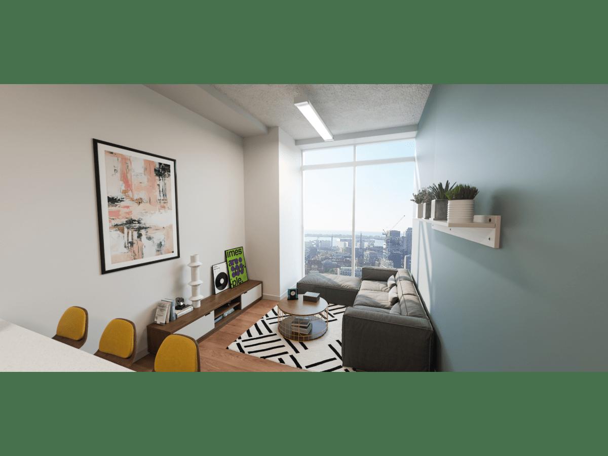 Toronto Suite pour le loyer, cliquer pour plus de détails...