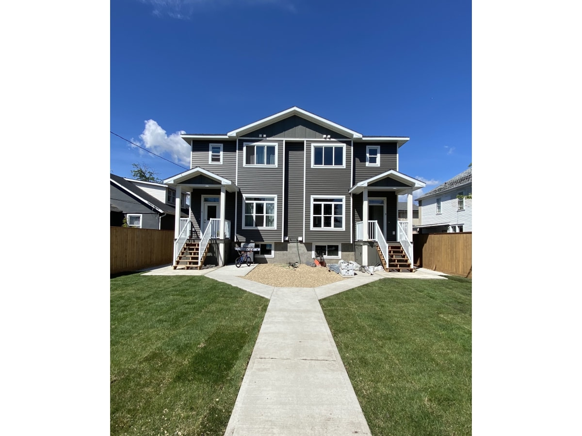 Lacombe Four-Plex for rent, click for more details...