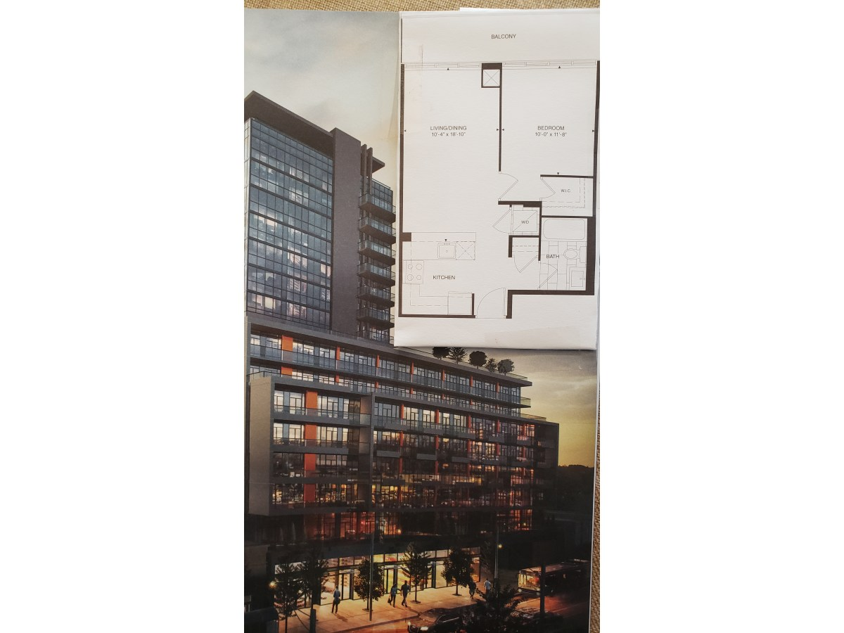 York Condominium for rent, click for more details...