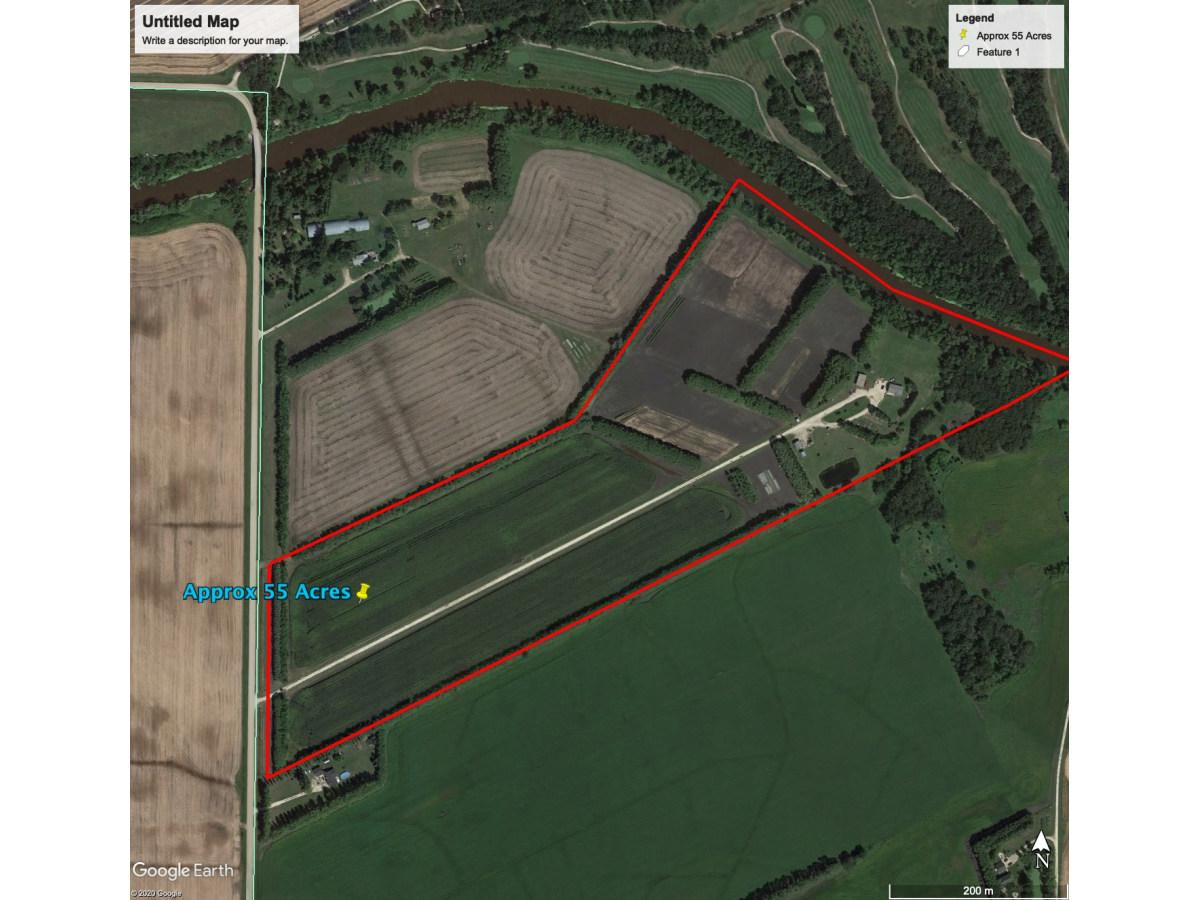 La Barriere Acreage/Farm for rent, click for more details...