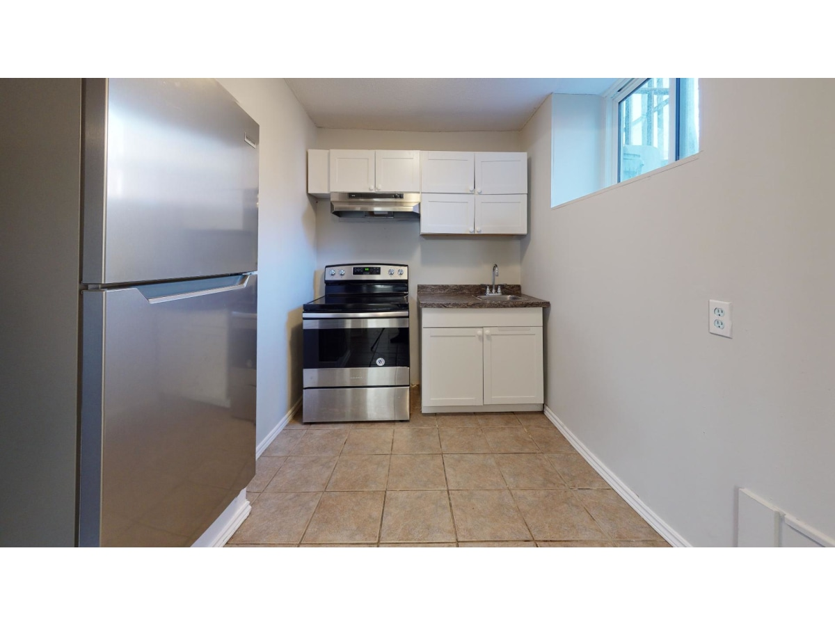 York Basement Suite for rent, click for more details...