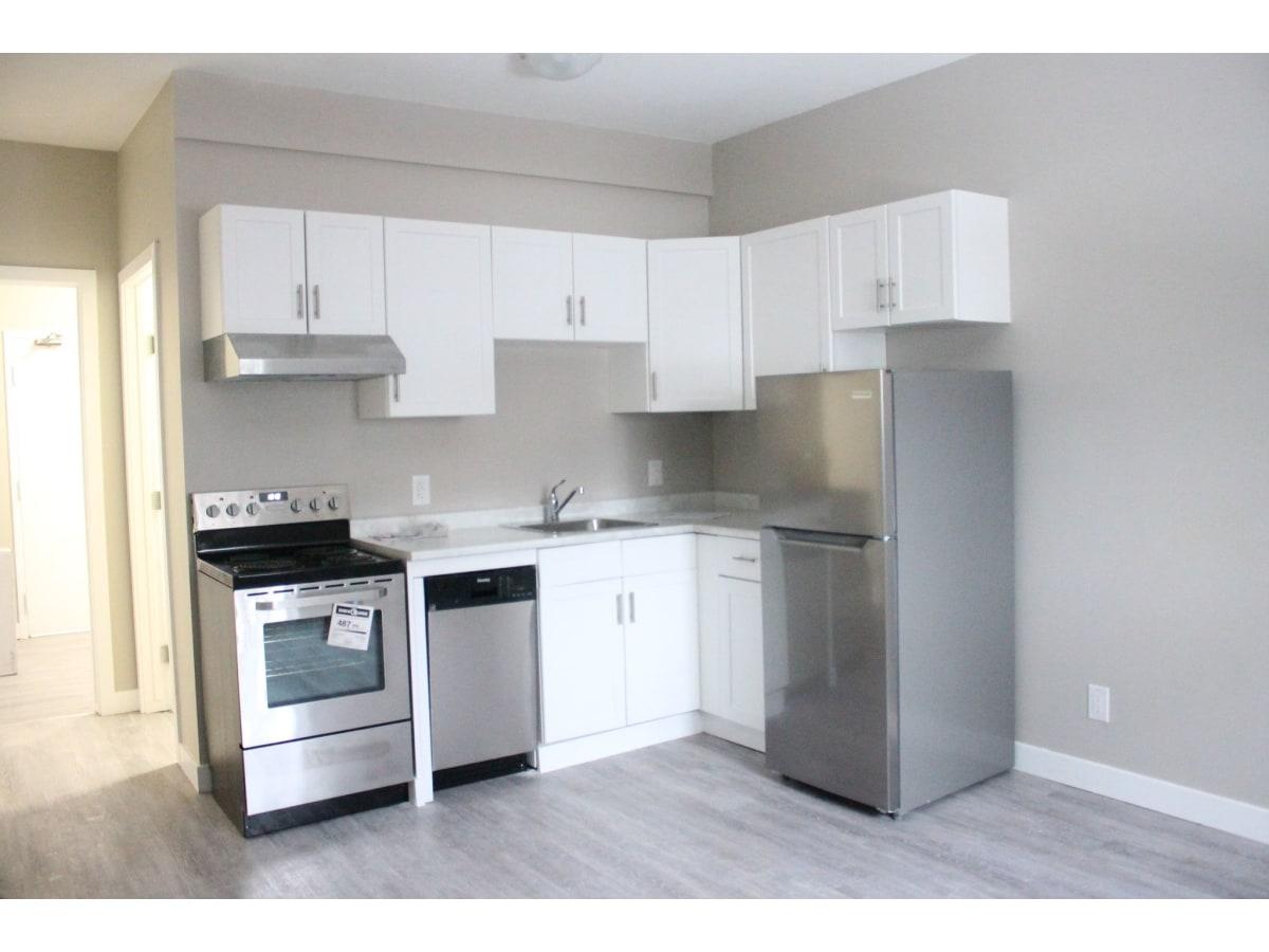 Winnipeg Manitoba Four-Plex For Rent