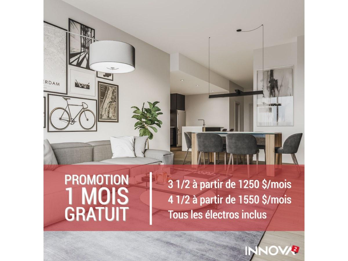 Montreal Condominium for rent, click for more details...