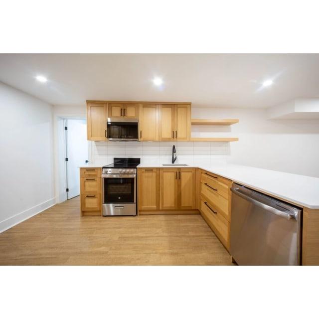 Markham Basement Suite for rent, click for more details...